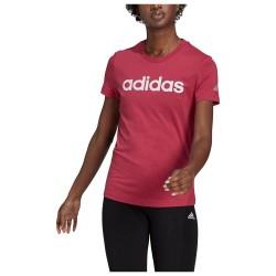 Adidas Essentials Slim Logo Wild Pink
